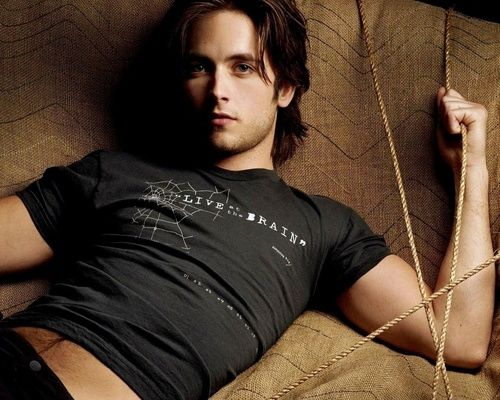 I would shamelessly start a war of the worlds and attain a dragon ball to revive you. Justin Chatwin.
