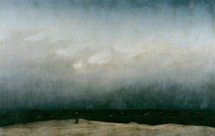 File:Caspar David Friedrich - Der Mönch am Meer - Google Art Project.jpg