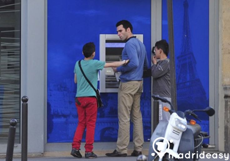 #MadridEasy #nopickpockets