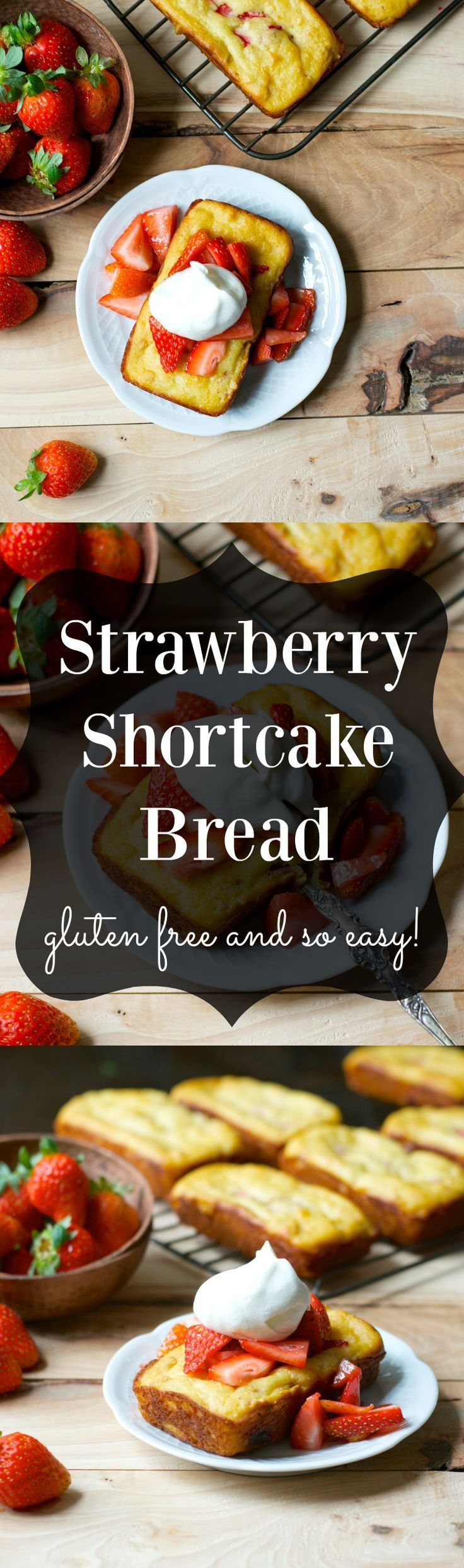 gluten free recipes strawberry recipes strawberry shortcake strawberry ...