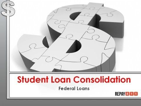 Student Loan Consolidation - Federal Loans - http://zerodebteducation.com/student-loan-consolidation-federal-loans/