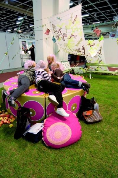 Viis syömisestä! Fair exhibition 2006, Helsinki