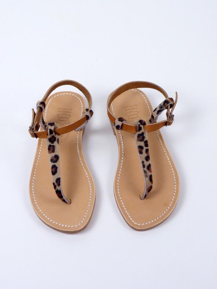iloveconfetti.com — Leopard Sandal