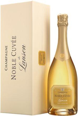 Lanson Noble Cuvée Blanc de Blanc Champagne 2000 75cl Gift Box