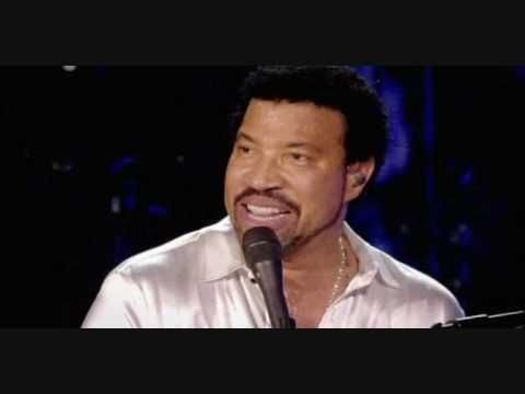 Easy - Lionel Richie..........Every football free Sunday Morning this sings in my soul...............