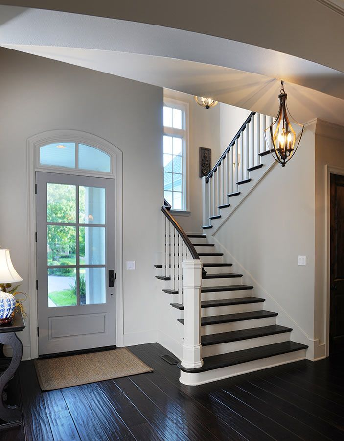 Foyers And Beyond Custom Flooring Franklin Tn : Best images about luxury stairs on pinterest castle