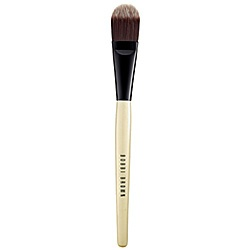 Bobbi Brown - Foundation Brush. I love foundation brushes to get that fluid perfect look for foundation or luminizers.