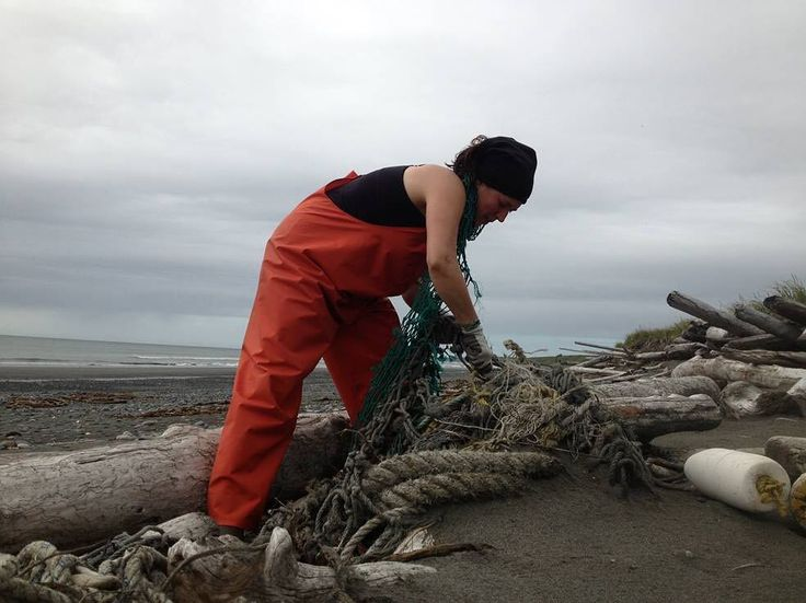 New #MyODFWTakeover this week by @marinedebris911  My name is Elizabeth Roberts from Coos County. I am an avid outdoor enthusiast and contributing artist at the Washed Ashore Project in Bandon. I make art with trash I collect from the environment. I spent 18 years living in Kodiak Alaska before returning to my roots here on Oregon's South Coast two years ago. Living in Alaska has given me a greater appreciation for wilderness public lands hunting fishing foraging for wild foods and living…