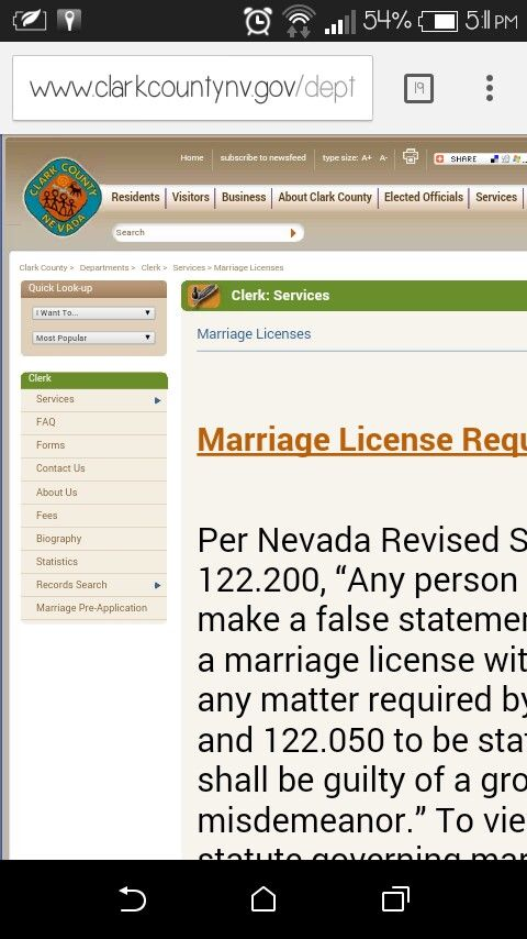 clerk services pages marriage licensesaspx