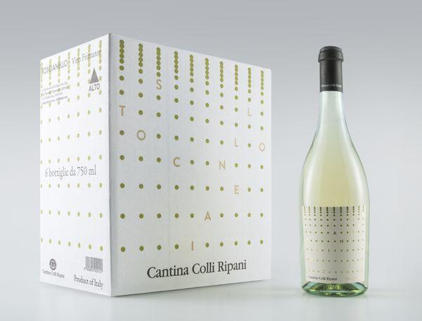 Toscianello - Sparkling Wine on Behance
