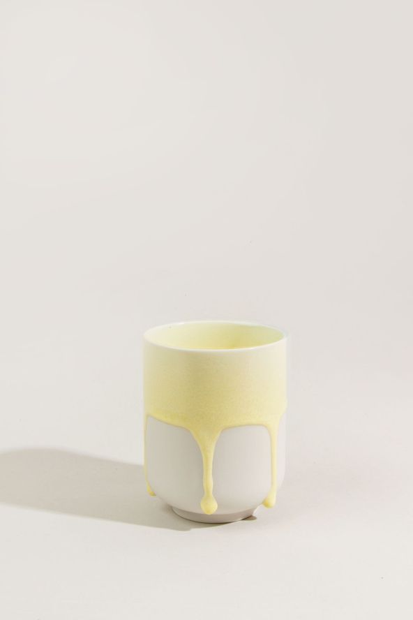 MELTING MUG by Studio Arhoj from Incu via The Third Row