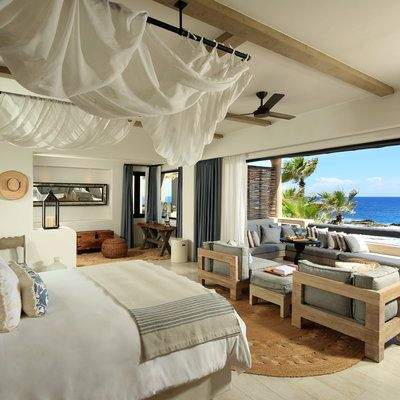 Room with a view at Esperanza, An Auberge Resort, Cabo San Lucas