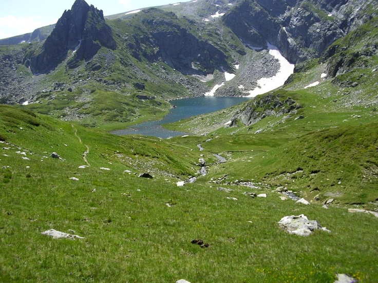 The Seven Rila Lakes http://distantmind.hubpages.com/hub/VisitBulgaria