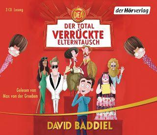 Lesendes Katzenpersonal: [Hörbuch-Rezension] David Baddiel - Der total verr...