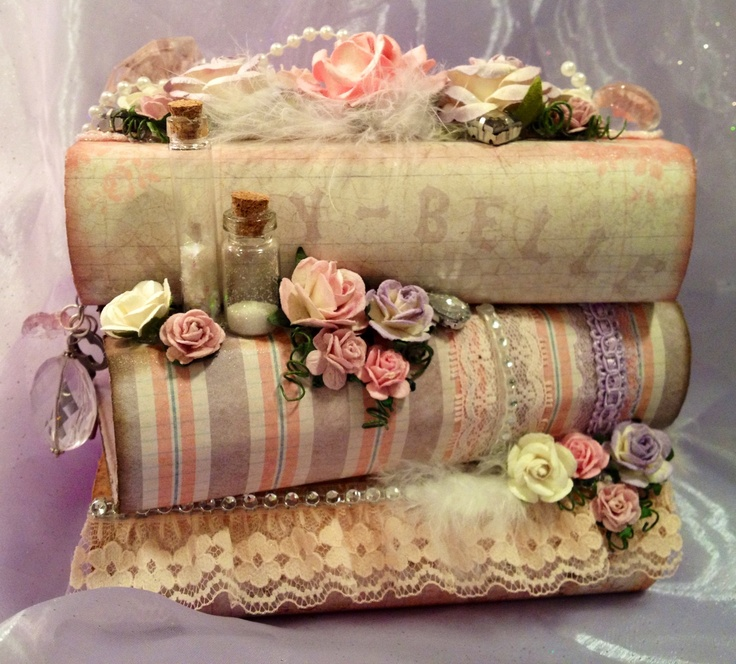 239 best shabby chic craft ideas images on Pinterest