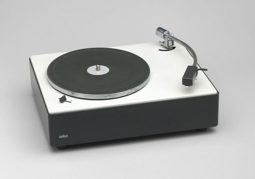 Braun PS 2 Stereo Turntable by Dieter Rams