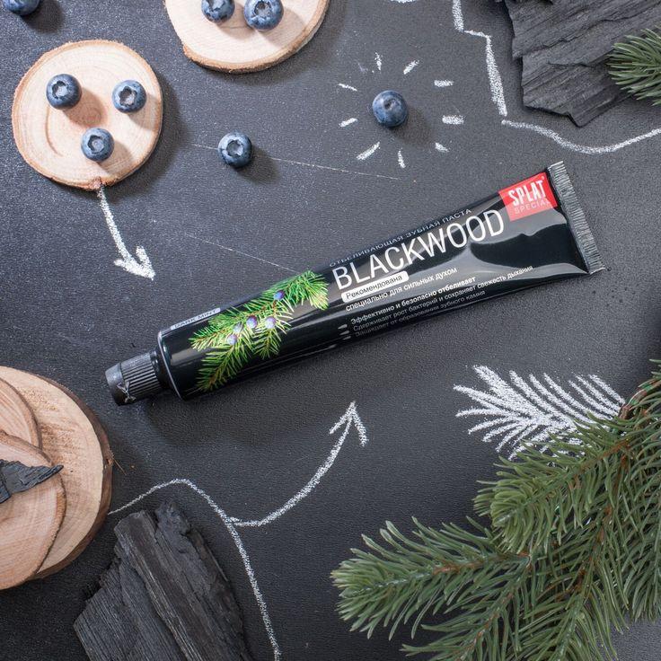 В это сложно поверить, но после использования чёрной пасты SPLAT SPECIAL BLACKWOOD ваши зубы будут белее снега ❄! Проверьте 😀👍 www.letu.ru