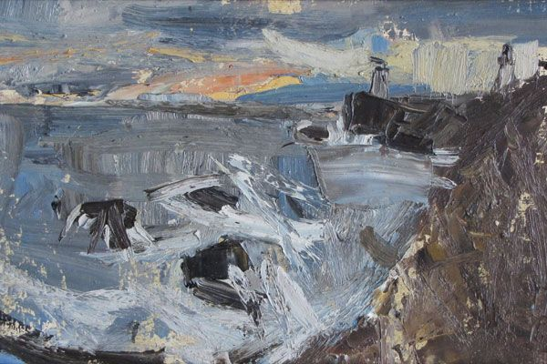 The two sides of painter Joan Eardley