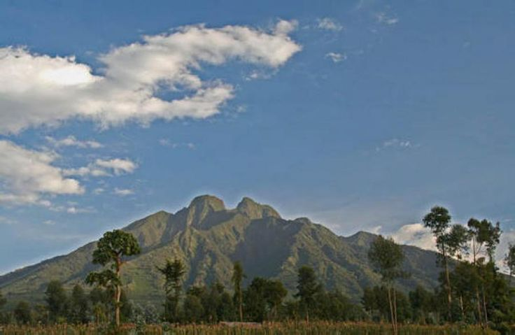 Virunga Mountain Ranges – One of the World's Best Tourist Sites