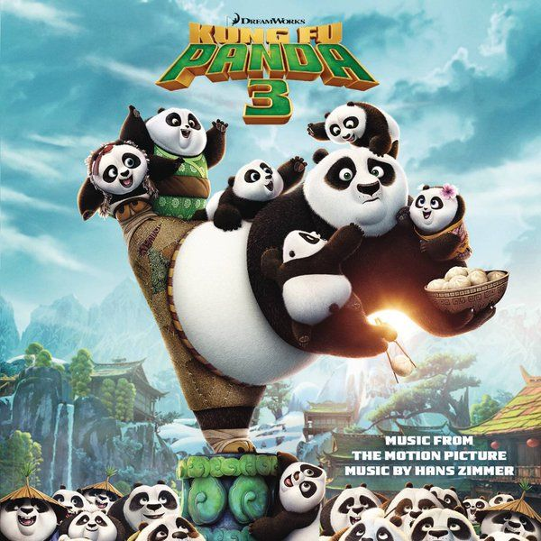 Sony Classical will release the soundtrack to 'Kung Fu Panda 3' on January 22nd with music by Hans Zimmer. The DreamWorks Animation movie stars Jack Black, Angelina Jolie, Dustin Hoffman, 成龍 Jackie Chan, Seth Rogen, and Lucy Liu. http://krakowergroup.tumblr.com/post/137703138028/pr-kung-fu-pan