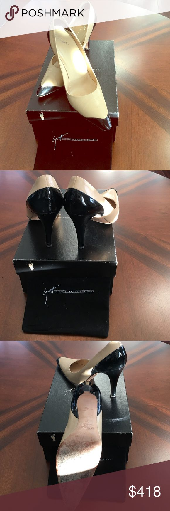 Giuseppe Zanotti Design Pumps Giuseppe Zanotti Design Pumps. Gently worn. Original box and dust bag. Giuseppe Zanotti Shoes Heels