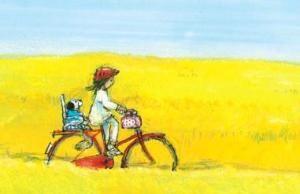 Jij en ik en mijn rode fiets | Marit Törnqvist