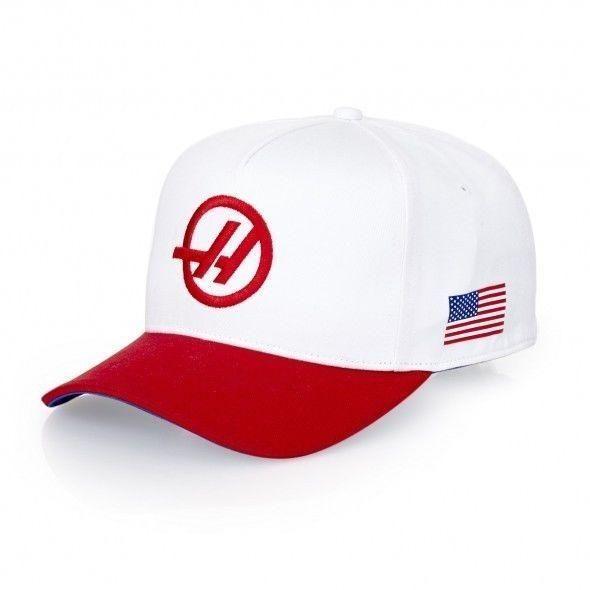 Haas American Team Formula 1 Motorsports Special Edition USA Grand Prix Hat