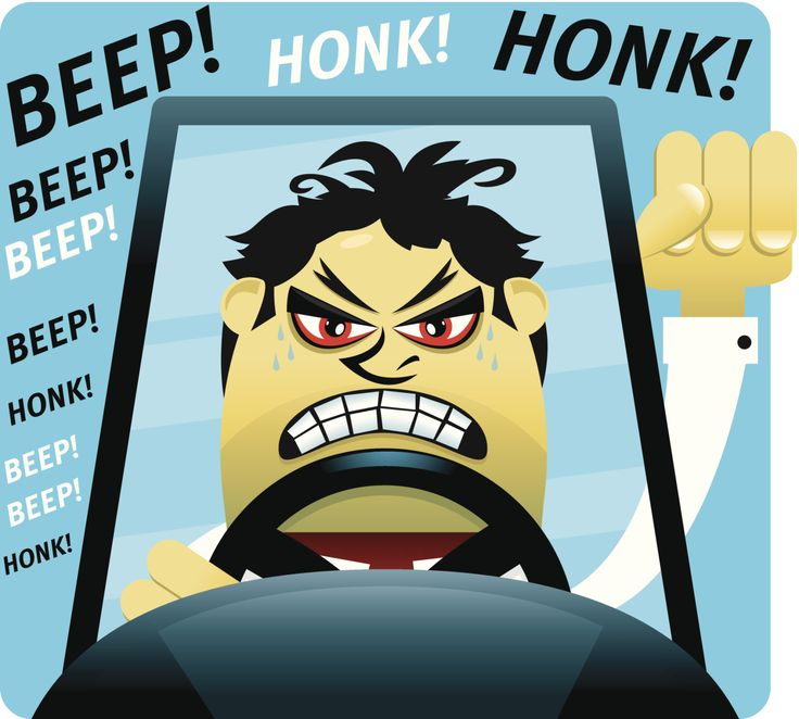 Aggressive driving accounts for more than half of all traffic fatalities. Remember to stay calm and safe when operating a vehicle.   #Safety #Driving
