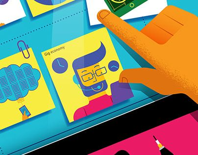 """Check out new work on my @Behance portfolio: """"25 Conceitos para entender o mundo digital"""" http://be.net/gallery/44425107/25-Conceitos-para-entender-o-mundo-digital"""