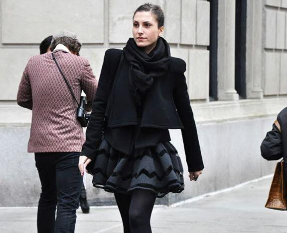 Italy Street Fashion 6 ... I just enjoy this