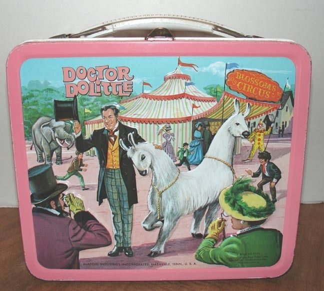 vintage lunch boxes | Vintage Lunch Boxes! - Vintage Photo (27939992) - Fanpop fanclubs