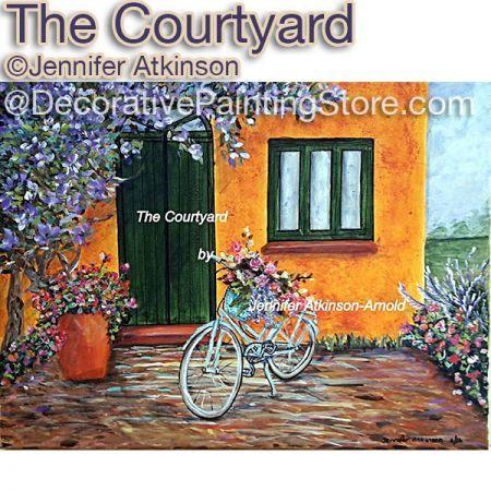 The Courtyard - Jennifer Atkinson - PDF DOWNLOAD