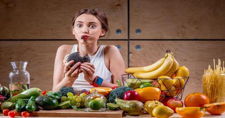 Manger sans prendre un kilo! Voici tout ce que tu peux manger, sans engraisser!