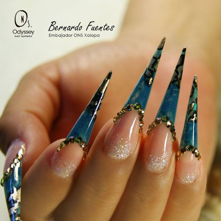 Bravo, these are simply amazing.. Odyssey Nail Systems México
