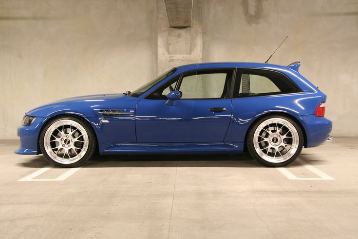 BMW M coupe on BBS wheels...another somewhat attainable dream car. She will be mine...oh yes, she will be mine.