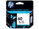 Cartucho de Tinta HP Colorido 60 - Original