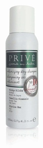 PRIVÉ - formule aux herbes  Awesome dry shampoo