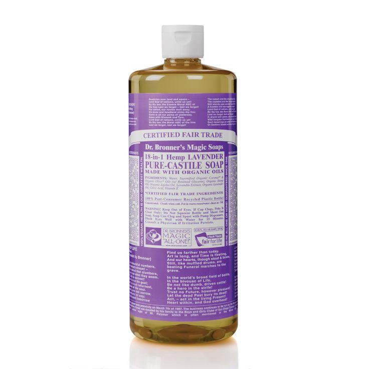 Liquid Soap || Lavender
