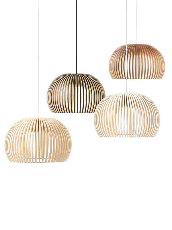 Atto 5000 Pendel Fra Secto Design Lamper Lysdesign Og Armatur