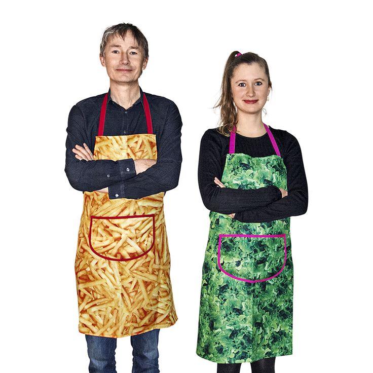 Ładne fartuchy. #apron #fartuch #kuchnia #BBQ