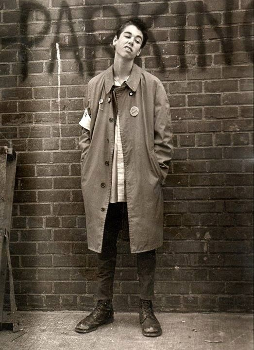 Young Adam Yauch ( New York Hardcore )