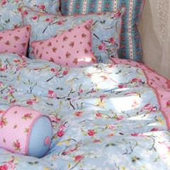 Una cama vestida con Pip Studio, no es la misma cama...