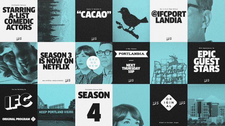IFC Branding on Vimeo