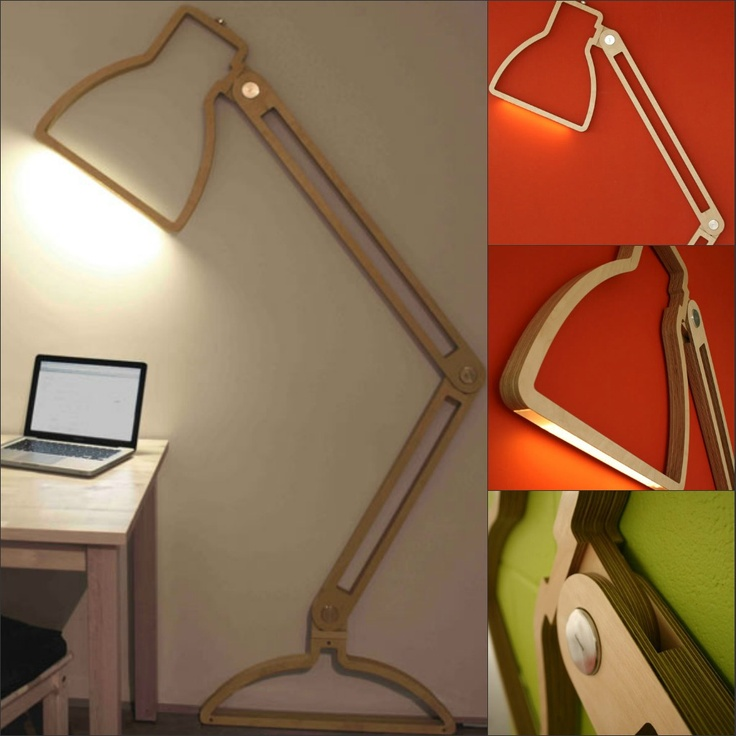 I could manage having the Nepa Lamp By Giles Godwin-Brown.