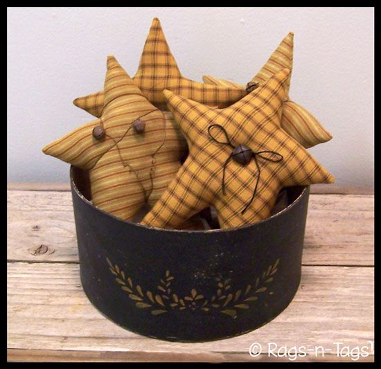 Primitive Country Craft Pattern Free