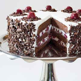 America S Test Kitchen Black Forest Cake Recipe
