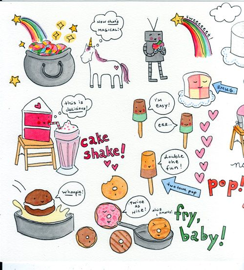 Cakespy page of cuteness 1