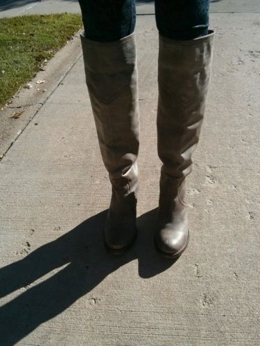 Womens Frye Knee High Boots Size 8.5