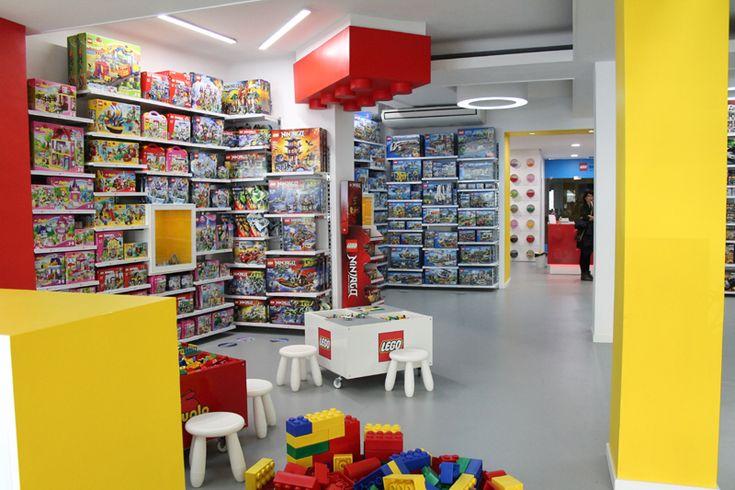 galegory tienda lego barcelona
