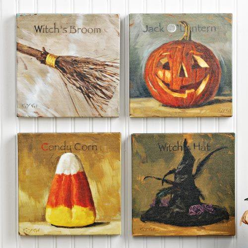 Fun Halloween prints
